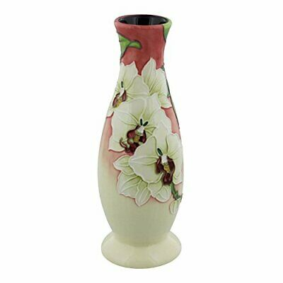 Old Tupton Ware Morning Orchid Design Vase 16cm TW6906 • 24.99£