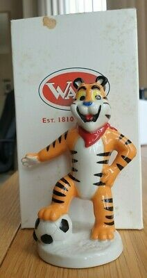 Wade - Tony The Tiger Star Player (kelloggs) - Limited Edition - Boxed. • 10£
