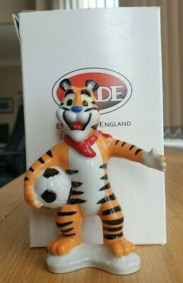 Wade - Tony The Tiger Football Crazy (kelloggs) - Limited Edition - Boxed. • 10£