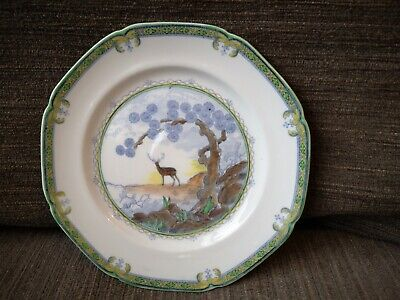Royal Doulton Decorative Stag Plate • 5£