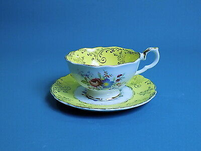 James Kent Old Foley Bouquet Cup & Saucer • 13£