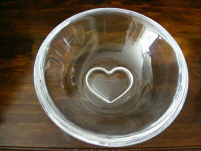 Sweetie Bowl Clear Orrefors • 21£