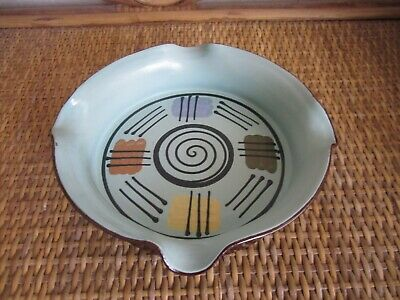Vintage Babbacombe Pottery Ash Tray, Designed By Deirdre Wood • 5.99£