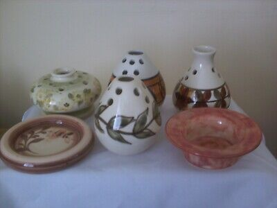 Vintage Job Lot Of Jersey Pottery Vases Etc. • 12.99£
