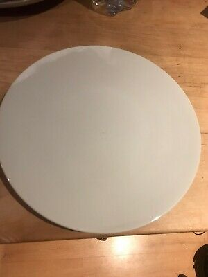 M&S Marks & Spencer ANDANTE 8592  Stoneware 11 Inch Dinner Plate X1 • 4.99£
