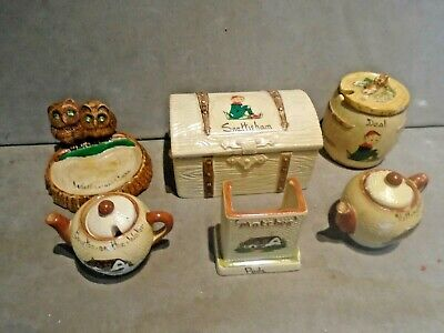 Varied Collection Of Manor Ware. Lot 3 • 2.50£