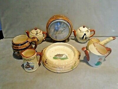 Varied Collection Of Manor Ware. Lot 4 • 2.50£