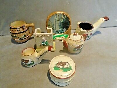 Varied Collection Of Manor Ware. Lot 1 • 2.50£