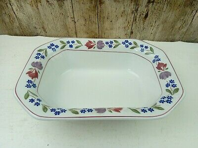 Adams OLD COLONIAL - Vegetable Dish (Open) - 9.75  X 7  - Excellant Condition. • 14£
