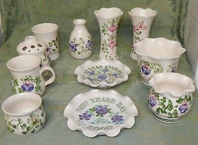 Collection Vintage Cinque Ports Pottery The Monastery Rye Pottery • 14.99£
