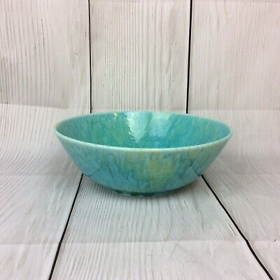 """Gorgeous Ruskin Pottery Bowl Dated 1930. 9.5"""" Across. Perfect • 185£"""
