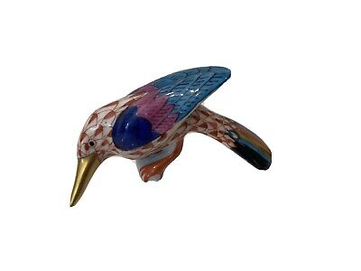 Small Vintage Herend Bird • 40£