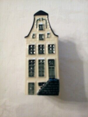 KLM Blue Delft House #9 (Empty Due To Customs Regulations)  • 5.95£