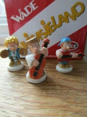 3 Wade Whimsie Tetley Band Men Boxed • 11.99£