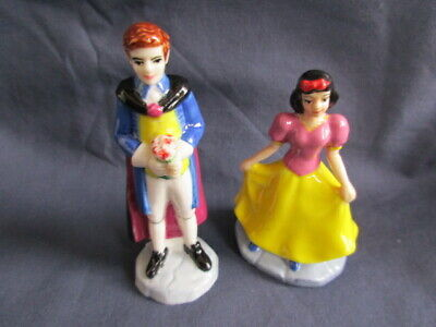 WADE DISNEY SNOW WHITE AND Prince Charming • 18£