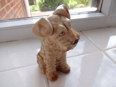 Sylvac Seated Terrier Dog No 1578 Very Good Condition. • 9.99£