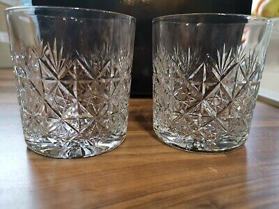 Thomas Webb Wellington Whisky - Pair • 29.99£