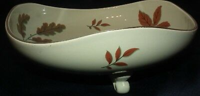 'Crown Ducal' Tri-footed 'Autumn' Leaves Bowl.1933 -1938  • 14.99£