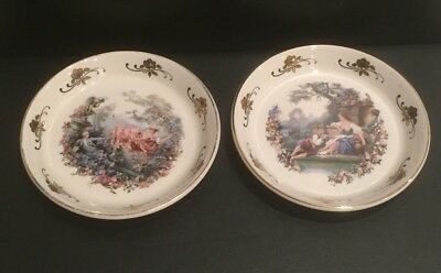 Lord Nelson Pottery Collectors Side Plates Hand Crafted  • 9.50£