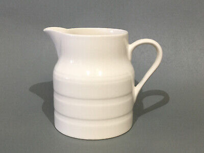 Vintage White Churn Jug - Lord Nelson Pottery  1.25pt • 12.50£