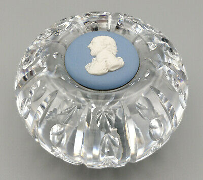 Wedgwood Jasperware Paperweight William Shakespeare • 20£