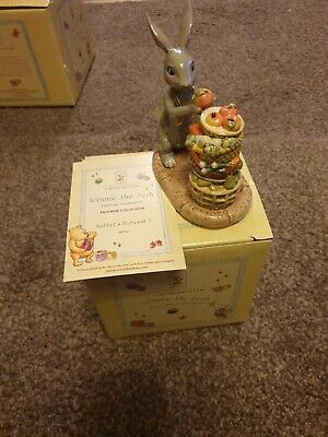 Royal Doulton Winnie The Pooh Collection Rabbits Harvest  • 12.49£