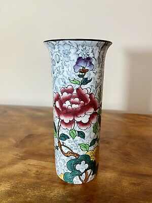 Antique Wood & Sons C1910 Sheraton Vase By Frederick Rhead • 28£