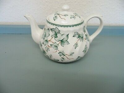 Country Vine Teapot   BHS 22/7 • 3£