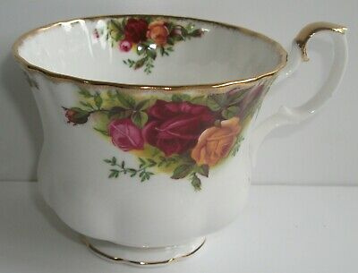 X1 Large/breakfast Cup(only) From Royal Albert Decorated In Old Country Roses  • 4.99£