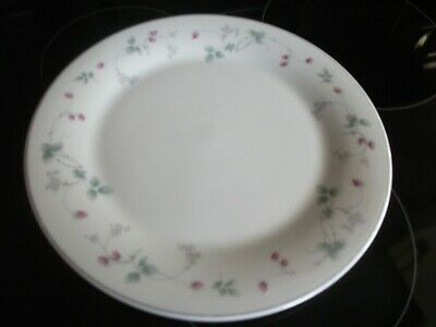 Pre-owned -6  Royal Doulton Strawberry Fayre China Dinner Plates • 20£