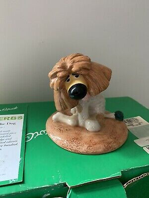 John Beswick The Herbs Dill The Dog Number 350/2500 • 70£
