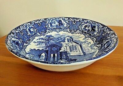 George Jones & Sons Abbey 1790 Large Bowl • 20£