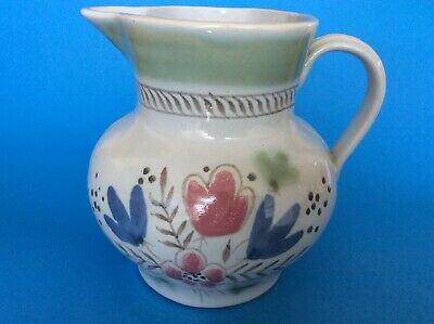 Vintage Buchan Stoneware Jug/ Pitcher Made In Portobello Scotland  • 19.50£