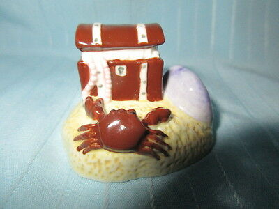 Wade Whimsie Crab On The Sand Rare Perfect • 4.99£