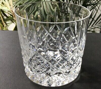Stuart Crystal Whisky Glass Hamilton Pattern Mint Condition • 19.50£