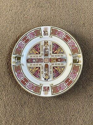 Spode The St. Gall Plate Y8314-D Bone China Plate • 10£