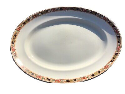 Scotch Ivory Large Dinner Plate • 10£