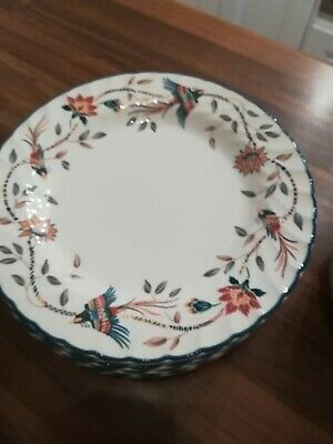 Barratts China  Bird Of Paradise Dinner Plate  • 13£
