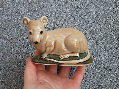 Wade Dunstable Fair Piece Limited Edition Timid Mouse • 18.99£
