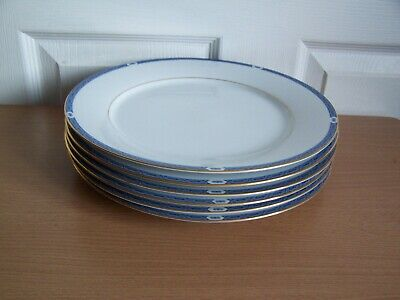 6 Boots Blenheim 10.5 Inch Dinner Plates Unused With Original Stickers • 35£