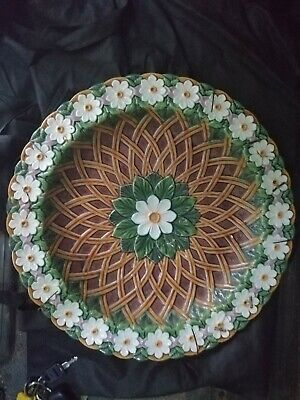 Minton Majolica Charger/plate • 30£