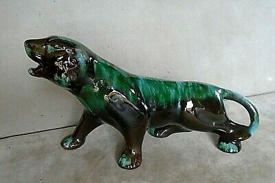 Vinatge Blue Mountain Pottery Panther. VGC • 9.99£