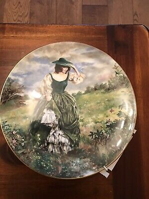 Royal Doulton Decorative Plate. • 1.30£
