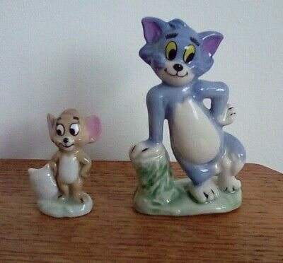 Original MGM Wade Tom And Jerry Figurines  • 8.99£