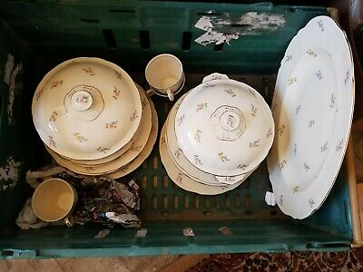 Vintage Alfred Meakin, Plates, Part Dinner Service, 32 Pieces • 30£
