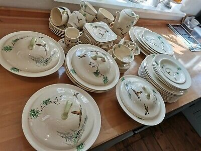 Dinner Service The Coppice Royal Doulton 101 Pieces • 150£