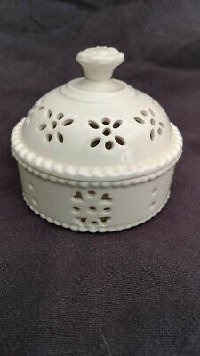 Vintage Royal Cream Ware Occasions Trinket Pot BNWOB Christmas Present Etc • 3£