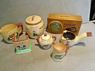 Varied Collection Of Manor Ware. Lot 6 • 2.50£