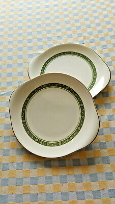 Royal Doulton  Rondelay Bread & Butter Plates------x  2 • 20£