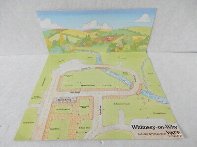 Wade  Whimsey 0n Why Display Board For Sets 1 And 2 • 6£